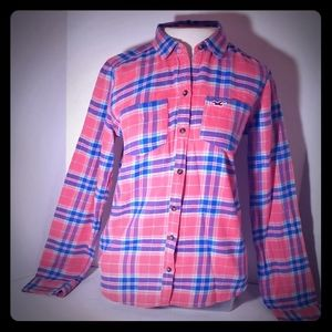 Women's Hollister button down